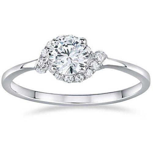 Silvego Stříbrný zásnubní prsten Juliette FNJSM049 50 mm stříbro 925/1000