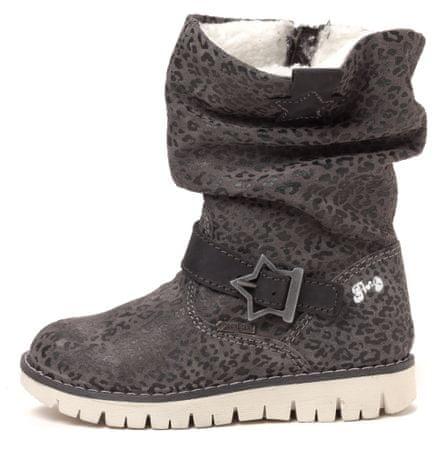 Primigi dekliški škornji Panky 27 siva