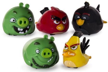 Spin Master Angry Birds - Jazdiaci set 5 charakterov