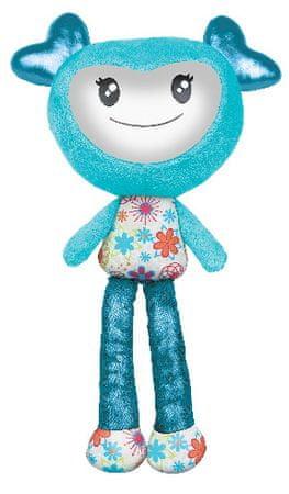 Spin Master Brightlings interaktivní panenka – modrá