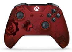 Microsoft Xbox One Crimson Omen gamepad