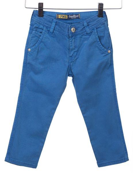 Primigi chlapecké kalhoty 116 modrá