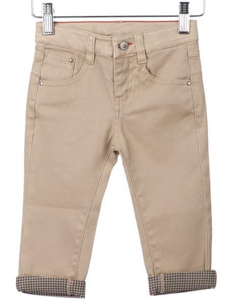 Primigi chlapecké kalhoty 74 béžová