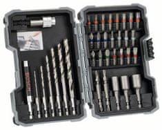Bosch 35-delni komplet svedrov in vijačnih nastavkov (2607017327)