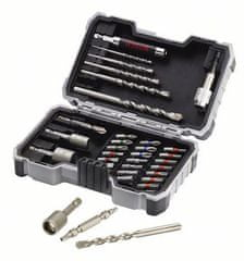 Bosch 35-delni komplet svedrov in vijačnih nastavkov (2607017326)