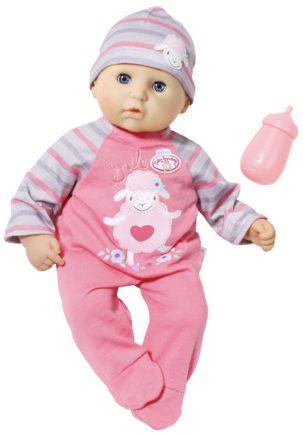 Baby Annabell My First s mrkacíma očima