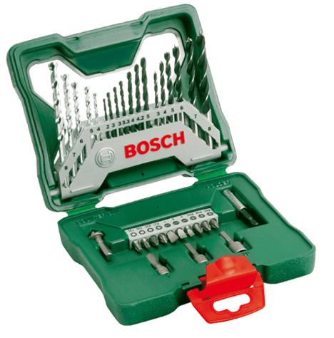 Bosch zestaw wierteł i bitów X-Line (2607019325)