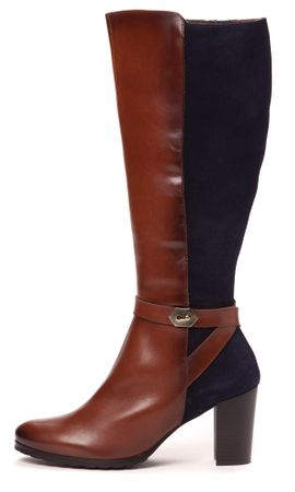 VITTI LOVE ženski škornji 39 rjava - odprta embalaža