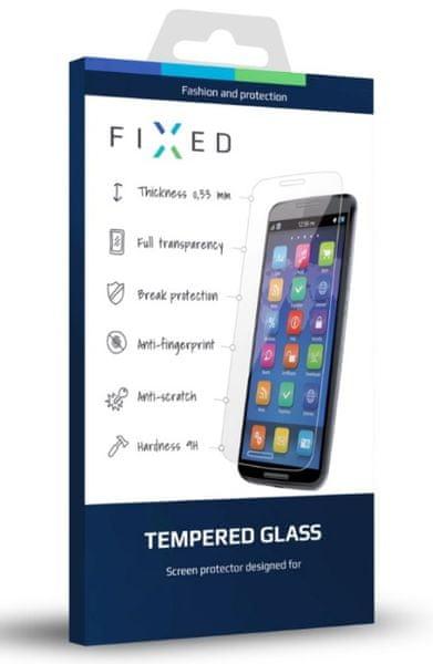 Fixed Ochranné tvrzené sklo, Xiaomi Redmi 3 / 3S / 3 Pro