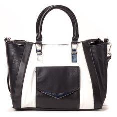 Juno ženska ročna torbica črna
