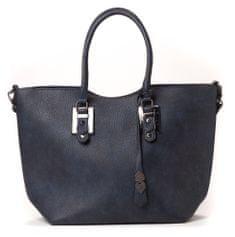 Bessie London tmavě modrá kabelka