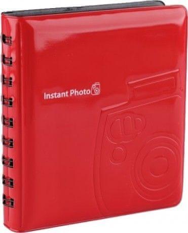 FujiFilm Instax Mini fotoalbum Red