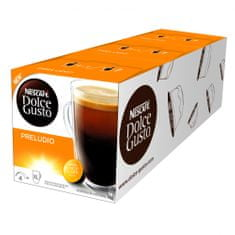 NESCAFÉ Dolce Gusto PRELUDIO kávékapszula, 3 x 16 db