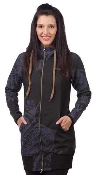 Desigual dámský kabát S černá