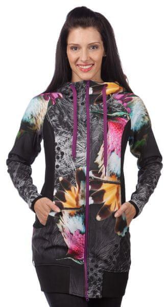 Desigual dámský kabát S vícebarevná