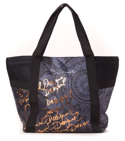 Desigual női táska fekete  0c92c36eb1