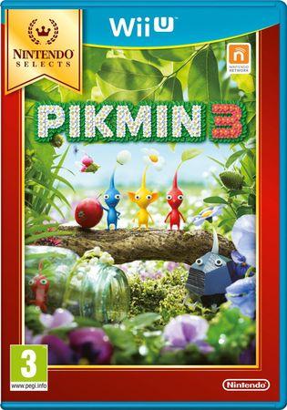 Nintendo Pikmin 3 Select / WiiU
