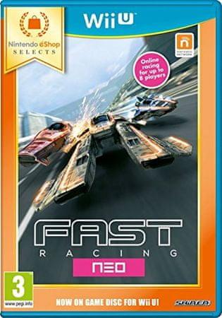 Nintendo Fast Racing Neo eShop Selects / WiiU