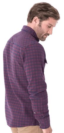 07076866d5a Brakeburn pánská košile M vínová - Diskuze