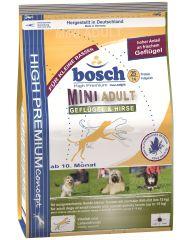 Bosch sucha karma dla psa HPC Mini Adult Drób i Proso 3kg
