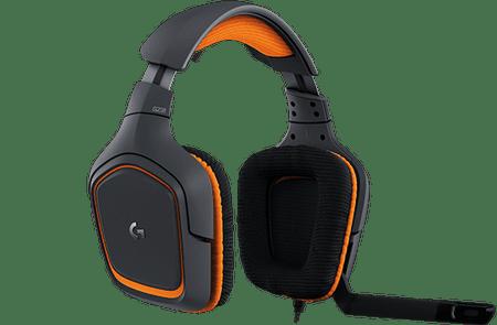 Logitech Prodigy G231 981-00062 Gaming Headset