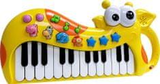 Alltoys Zsiráfos zongora