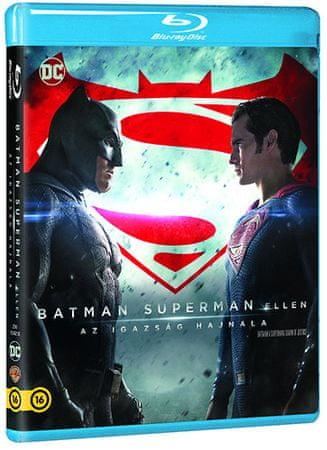 Batman Superman ellen: Az igazság hajnala Blu-ray
