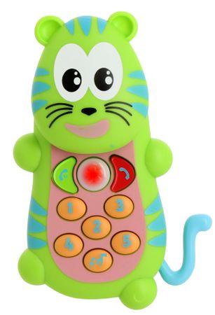 Alltoys Telefon tygr