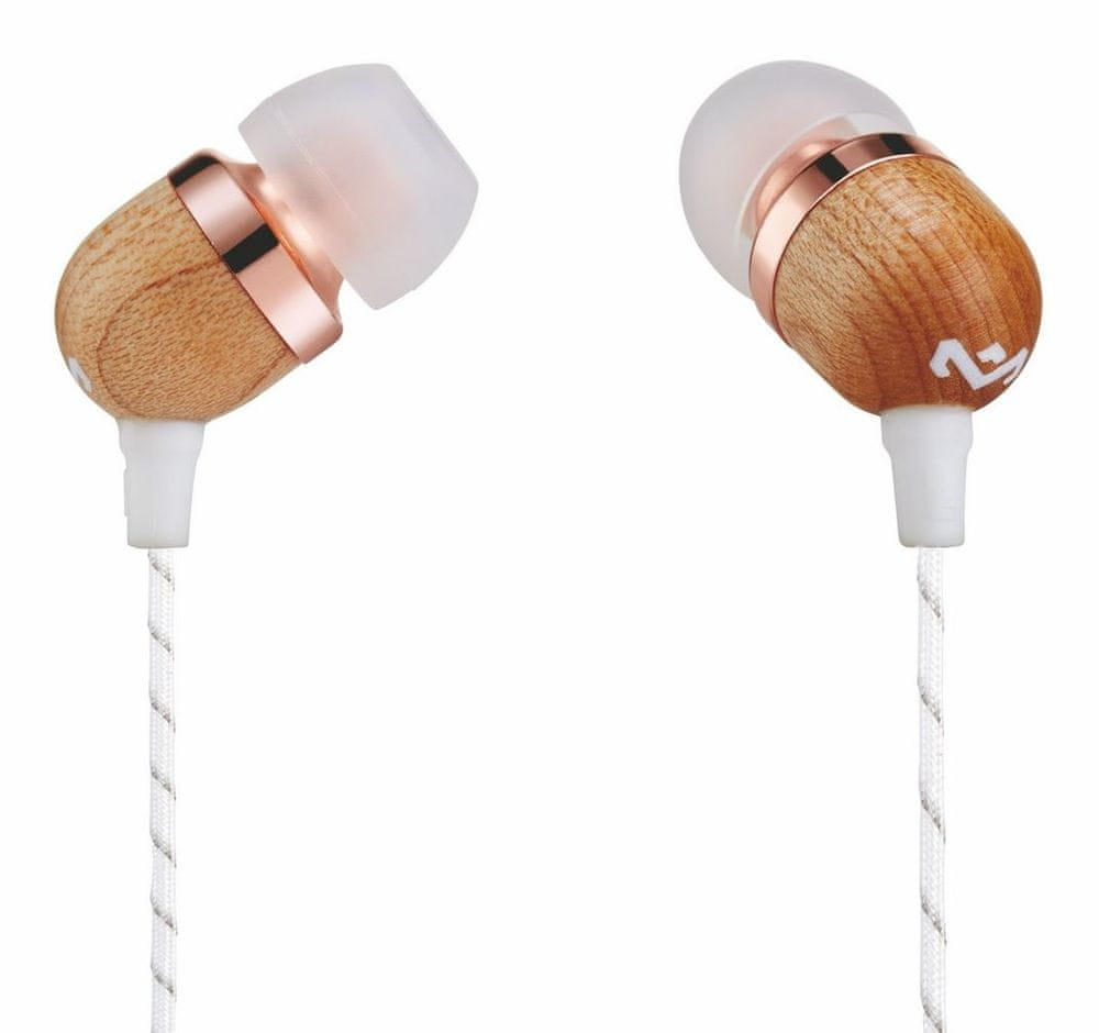 MARLEY Smile Jamaica - Copper sluchátka s mikrofonem