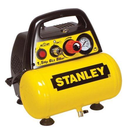 Stanley DN 200/8/6 Olajmentes Kompresszor