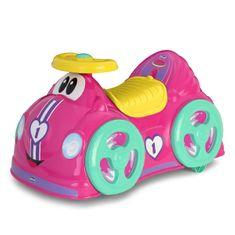 Chicco Jeździdło All Around dla dziewczynki różowe