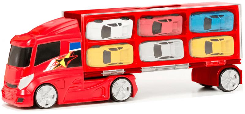 Alltoys Přepravní transportér pro auta