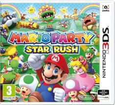 Nintendo igra Mario Party: Star Rush (3DS)