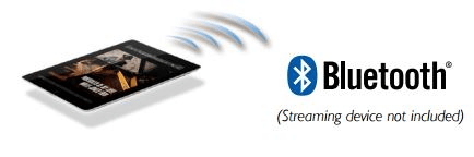 Bluetooth konektivita, USB vstup