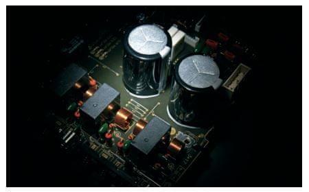 diskrétní analogové zesilovače