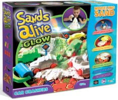 Sands Alive Glow - Car Crashers