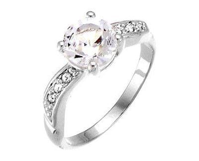 Oliver Weber Zásnubní prsten Brilliant 2094 S (49 - 52 mm)