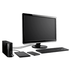 Seagate vanjski disk 8TB Backup Plus HUB USB 3.0