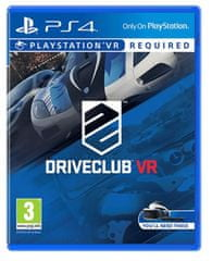 Sony Driveclub VR / PS4 VR
