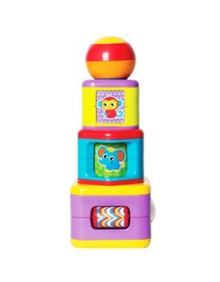 Playgro aktivni stolp iz kock