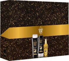 Schwarzkopf zestaw Gliss Kur Ultimate Repair szampon - 250 ml + odżywka - 200 ml + eliksir - 75 ml