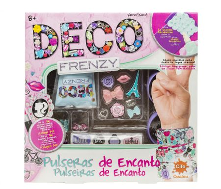 Alltoys Deco Frenzy kreatívny set - Náramky