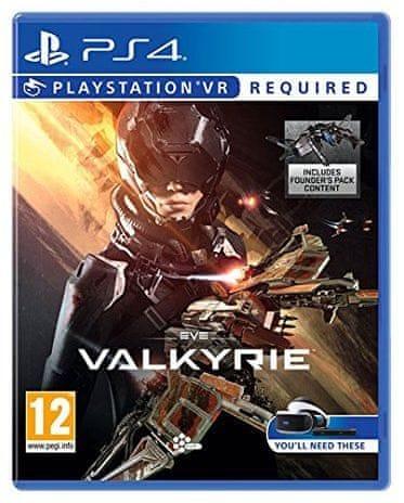 Sony Eve: Valkyrie VR / PS4 VR