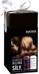 Syoss Ceramide Šampon 500 ml + Kondicionér 500 ml Dárková sada