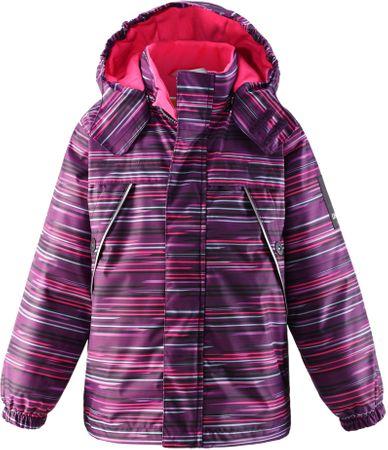 Lassie Kurtka dziecięca Lassietec Jacket Dark Purple 098