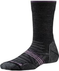 SMARTWOOL Skarpety W Phd Outdoor Light Crew charcoal