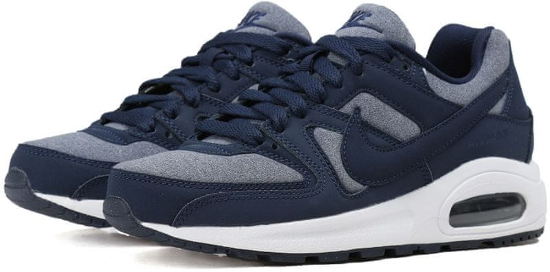 Nike Air Max Command Flex GS Navy Blue 40