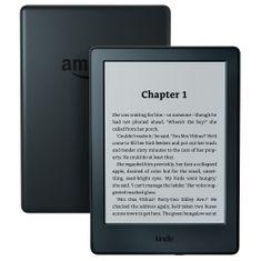 "Amazon E-Bralnik Kindle, 6"" touchscreen, 4GB, WiFi, Special Offers, B0186FESVC"