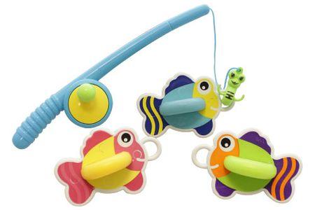 Unikatoy ribiška palica baby