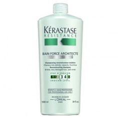 Kérastase kąpiel wzmacniająca Resistance Bain Force Architecte 3-4 do włosów zniszczonych - 1000 ml